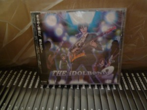 THE iDOLB@ND2 CD届いたよー