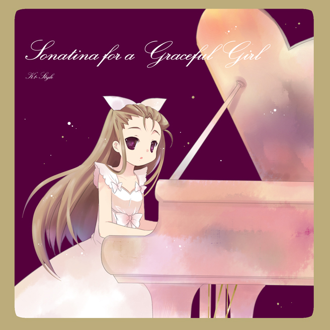 Sonatina for a Graceful Girl - ジャケット画像